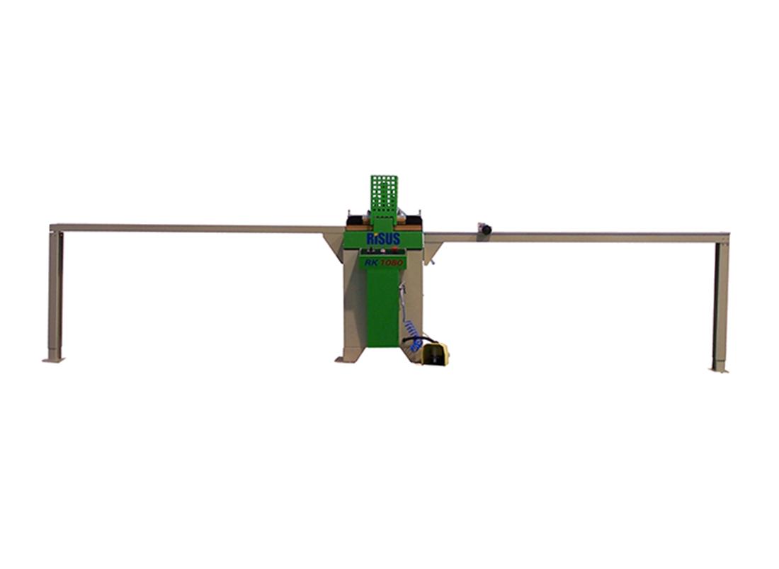 RK-1080 - Çıta Kesim Makinesi