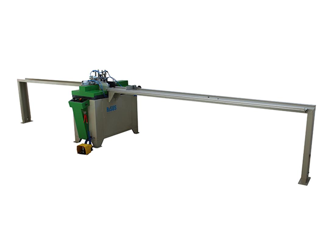 RK-1080S - Çıta Kesim Makinesi - Çiftli Kesim