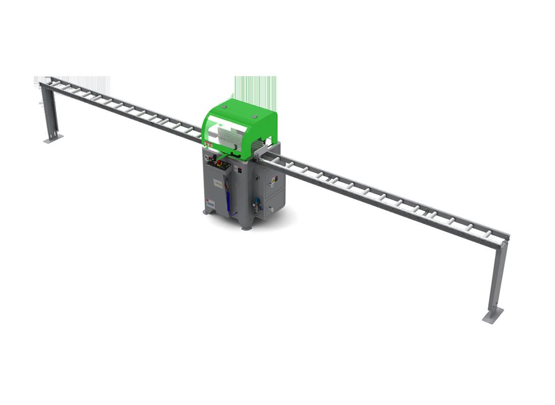 RK-4200 - Alttan Çıkma Kesim Makinesi