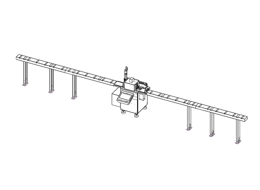 RSP-200 - Panjur Punch Makinesi