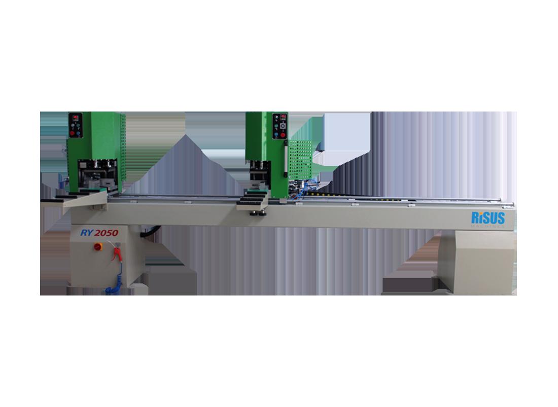 RY-2050 - Çift Köşe Kaynak Makinesi